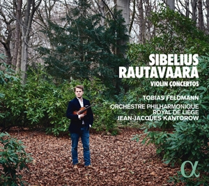Einojuhani Rautavaara/Jean Sibelius - Violinkonzerte