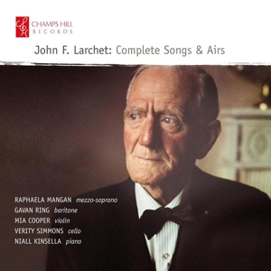 John F. Larchet: Complete Songs & Airs