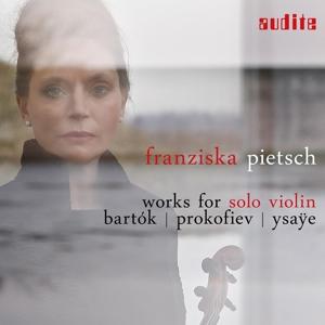 Bartok/Prokofieff/Ysaye - Werke für Violine solo