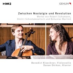 Zwischen Nostalgie und Revolution - Werke für Cello & Klavier