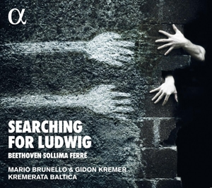 Searching for Ludwig - Beethoven, Sollima & Ferré/Sivilotti
