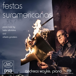 Festas Suramericanas - Werke von Villa-Lobos & Ginastera