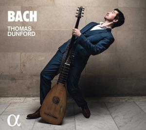 Johann Sebastian Bach - BACH - Werke für Laute solo