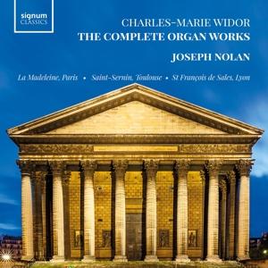 Charles-Marie Widor -  Die Orgelwerke