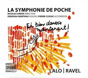 Eh bien dansez maintenant! - Arrangements of Works by Lalo & Ravel