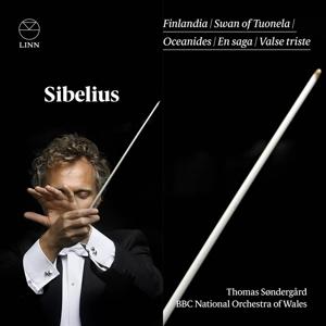 Jean Sibelius - Finlandia, Die Oceaniden, King Christian II Suite u.a.