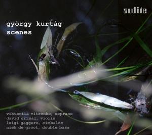 György Kurtag - Scenes