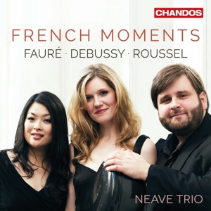 French Moments - Werke von Fauré, Debussy & Roussel