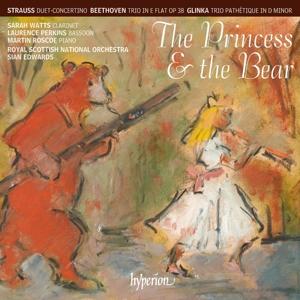 The Princess and the Bear - Werke für Klarinette und Fagott