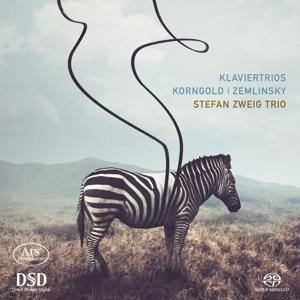 Erich Wolfgang Korngold/Alexander Zemlinsky - Klaviertrio op. 1, Klaviertrio Op. 3