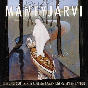 Jaakko Mäntyjärvi: Chorwerke - Stuttgarter Psalmen; Ave Maria d´Aosta u.a.