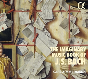 The Imaginary Music Book of J.S Bach