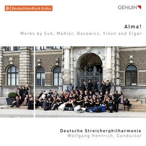 Alma! - Werke von Suk, Mahler, Bacewicz, Yinon & Elgar