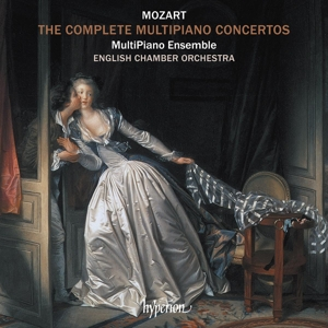 Wolfgang Amadeus Mozart: Die Konzerte für mehrere Klaviere & Orchester