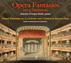 Opera Fantasies on a Steinway