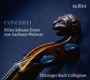 Prinz Johann Ernst von Sachsen-Weimar - Concerti