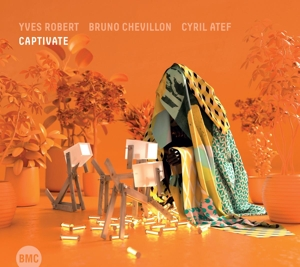 Yves Robert/Cyril Atef - Captivate