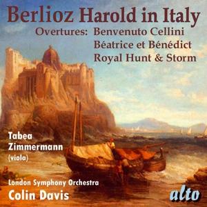 Hector Berlioz - Harold in Italy & 3 Ouvertüren