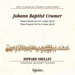 Johann Baptist Cramer - The Classical Piano Concerto Vol. 6 - Klavierkonzerte Nr. 4 & 5