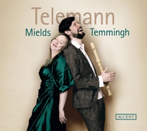 Georg Philipp Telemann: Werke für Sopran & Blockflöte