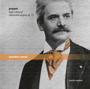 David Popper: High School of Violoncello Playing op. 73
