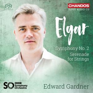 Sir Edward Elgar - Sinfonie Nr. 2 Op. 63, Serenade for Strings Op. 20