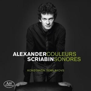 Couleurs Sonores - Werke für Piano solo