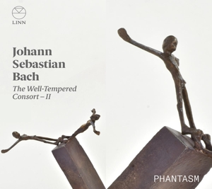 Johann Sebastian Bach: The Well-Tempered Consort  Vol. 2
