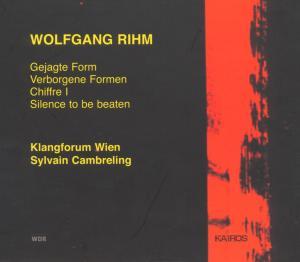 Wolfgang Rihm: Gejagte Form