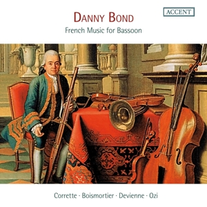 Danny Bond - French Musik for Bassoon