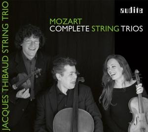 Wolfgang Amadeus Mozart: Die Werke für Streichtrio