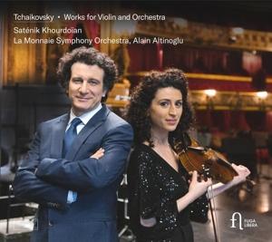 Peter I. Tschaikowsky: Werke für Violine & Orchester