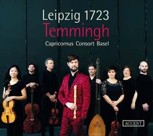 Leipzig 1723 - Bach & his Rivals for the Thomaskantor Position
