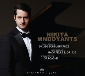 Schumann/Beethoven - Davidsbündlertänze; Bagatellen Op. 126