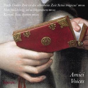Johann Sebastian Bach - Gottes Zeit ist die allerbeste Zeit - Kantaten BWV 106/767 & 182