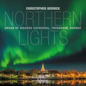 Northern Lights - Werke für Orgel, gespielt an der Nidaros Kathedrale in Trondheim