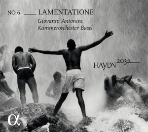Franz Joseph Haydn - Haydn 2032 Vol. 6 - Lamentatione