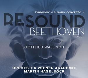 Ludwig van Beethoven - Resound Beethoven Vol. 7 - Sinfonie Nr. 4, Klavierkonzert Nr. 4