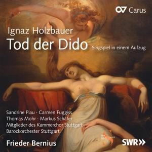 Ignaz Holzbauer - Tod der Dido - Singspiel in einem Aufzug