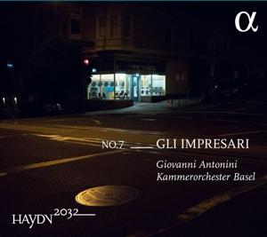 Franz Joseph Haydn - Haydn 2032 Vol. 7 - Gli Impresari
