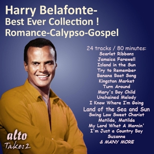 Harry Belafonte - Best Ever Collection