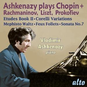 V. Ashkenazy spielt Chopin, Rachmaninoff, Liszt und Prokofieff