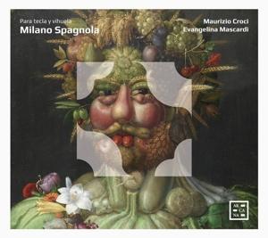 Milano Spagnola - Para tecla y vihuela - Werke für Vihuela