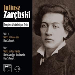 Julius Zarebski - Das Klavierwerk