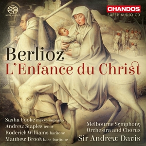Hector Berlioz - L´enfance du Christ