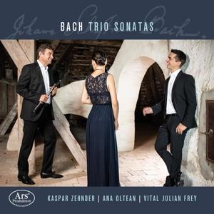 Johann Sebastian Bach: Triosonaten