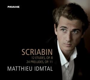 Alexander Scriabin - 12 Etudes Op. 8, 24 Preludes Op. 11
