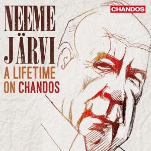 Neeme Järvi - A Lifetime on Chandos