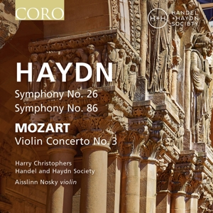 Joseph Haydn/W. A. Mozart - Sinfonie Nr. 26/Violinkonzert K 216