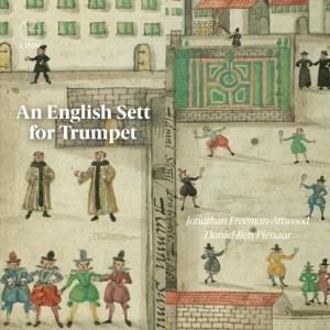 An English Sett for Trumpet - Werke von Gibbons, Byrd, Dowland u.a.